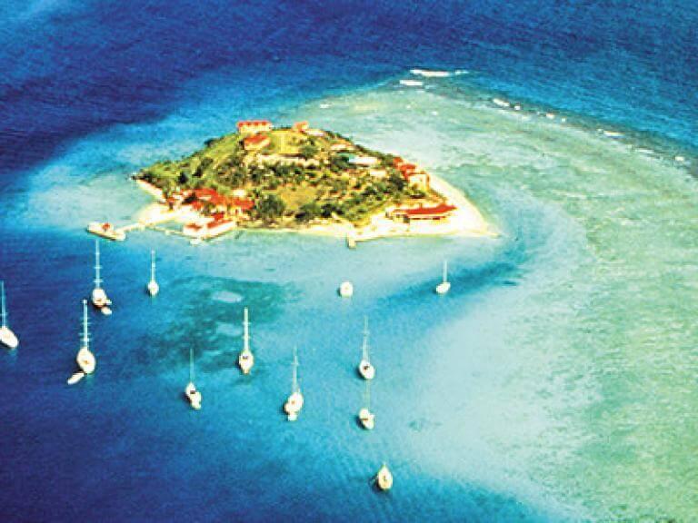 Bars in british virgin islands