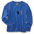 Sweatshirt, Reverse Seam