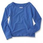 Sweat Shirt, Jewel Neck