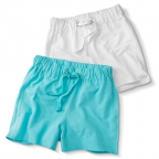 Terry Tie Shorts