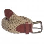 Macromet W/Buckle, Large Weave