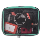 Medium, Nylon Mesh Travel Bag