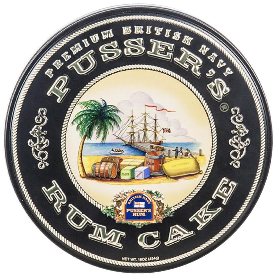 2lb Pusser's Rum Cake