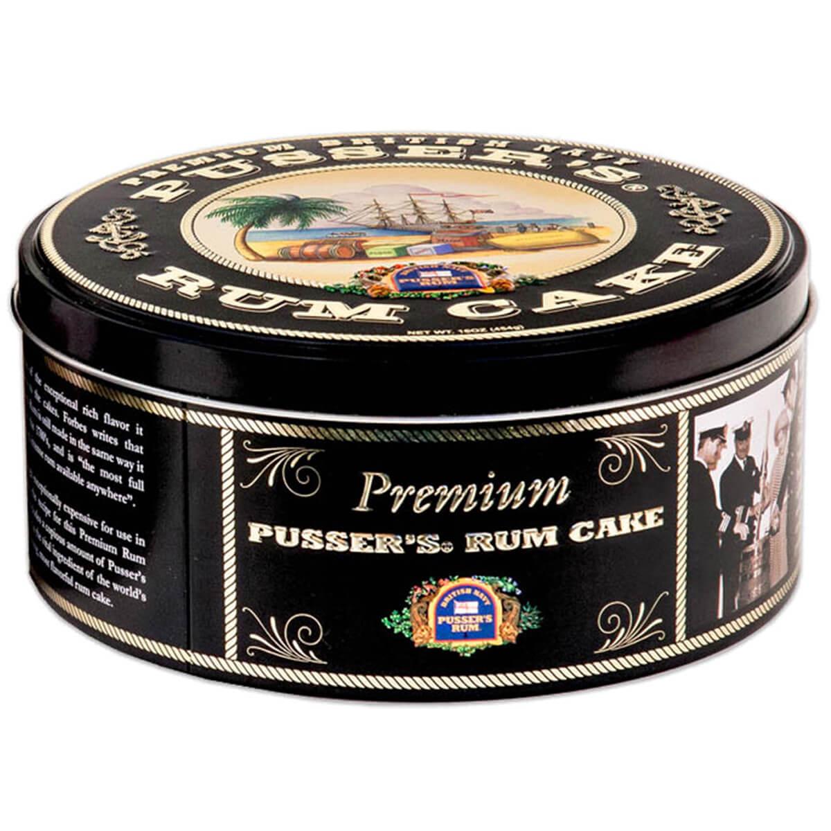 1lb Pusser's Rum Cake