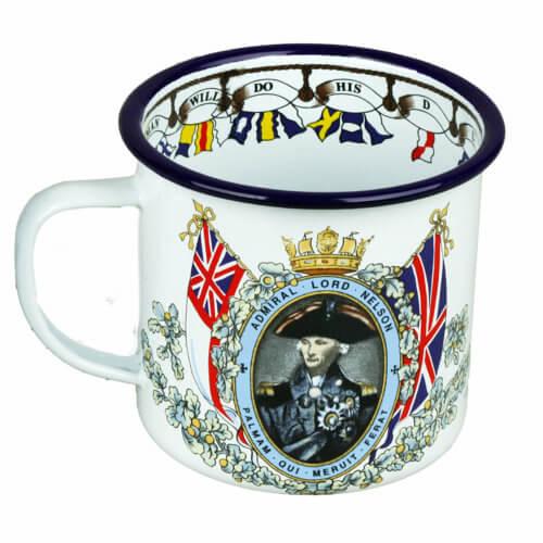 Lord Admiral Nelson Mug